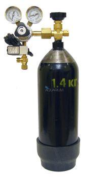 """Система подачи углекислого газа (СО2) в аквариум """"Элит-2"""""""