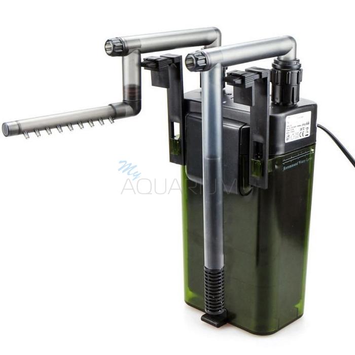 Внешний навесной аквариумный фильтр UP-Aqua EX-120